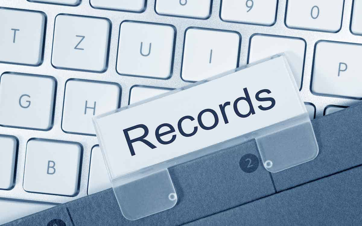 Records Management in El Paso Features Storage and Destruction