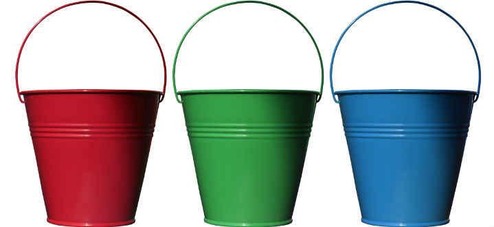 Design Builder Three Buckets