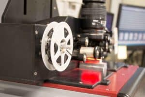 Microfilm Scanning Improves Search Efficiency and Records Security