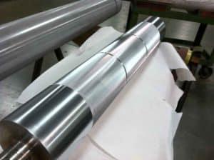 Coater Rolls From MECA Solutions Meet Precision Tolerances
