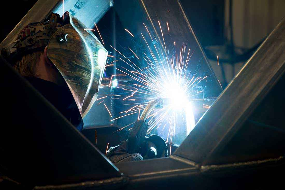 Robinson Metal Honored for Supporting Fabrication Jobs in Green Bay