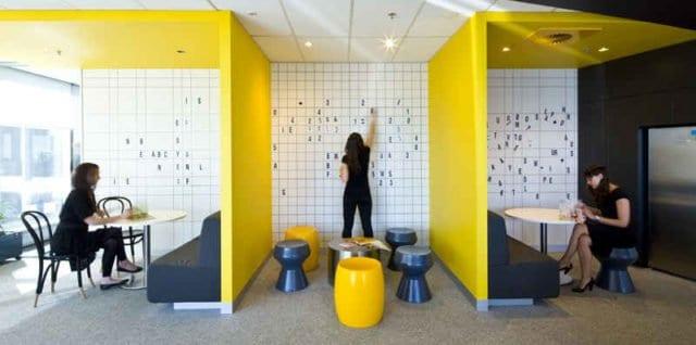 Construction DesignWorks office remodel