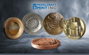 3-Dimensional Medallions Are Ideal for Honoring Individuals