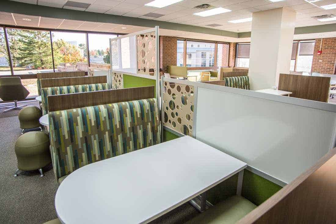 How to Energize a Campus Learning Center