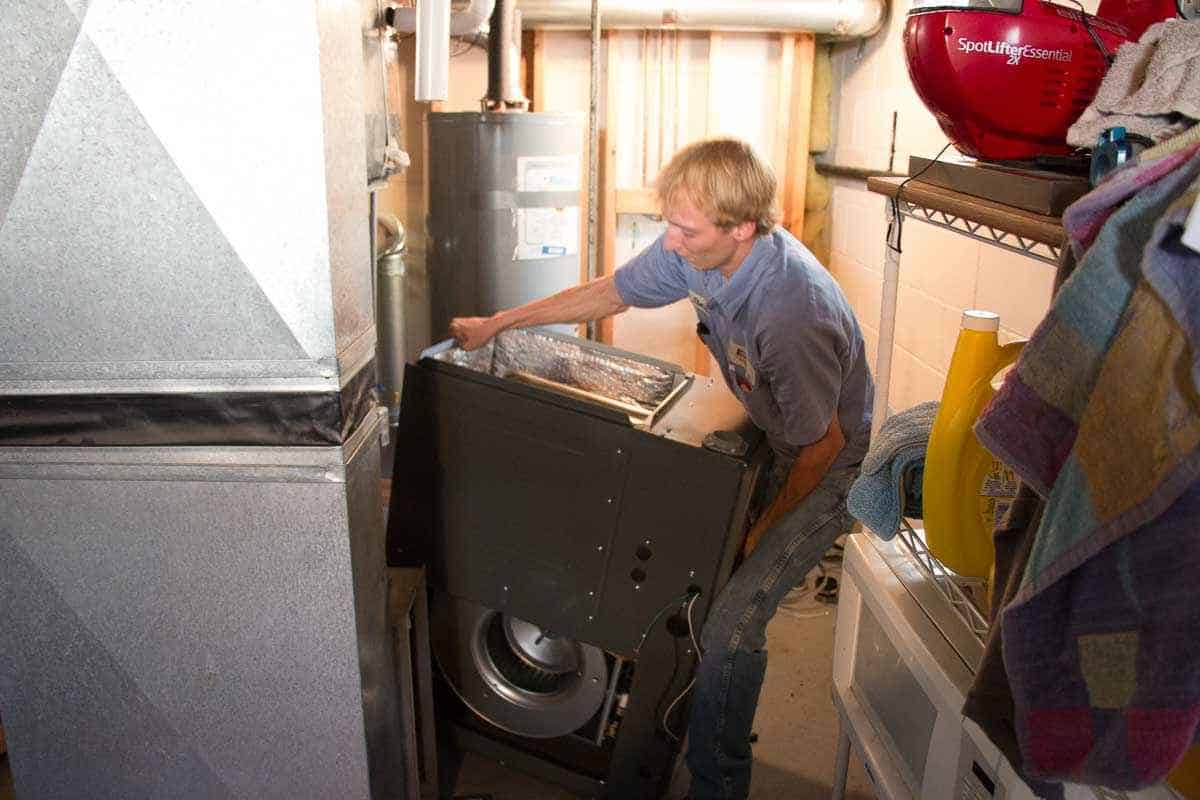 Heating Season Sparks Home Furnace Sales in Green Bay