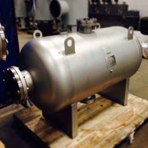 Pressure Vessel and Tank Fabrication Requires Specialized Skills