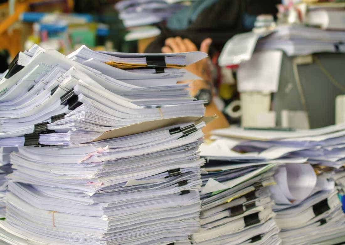 El Paso Businesses Have Local Document Storage Solution
