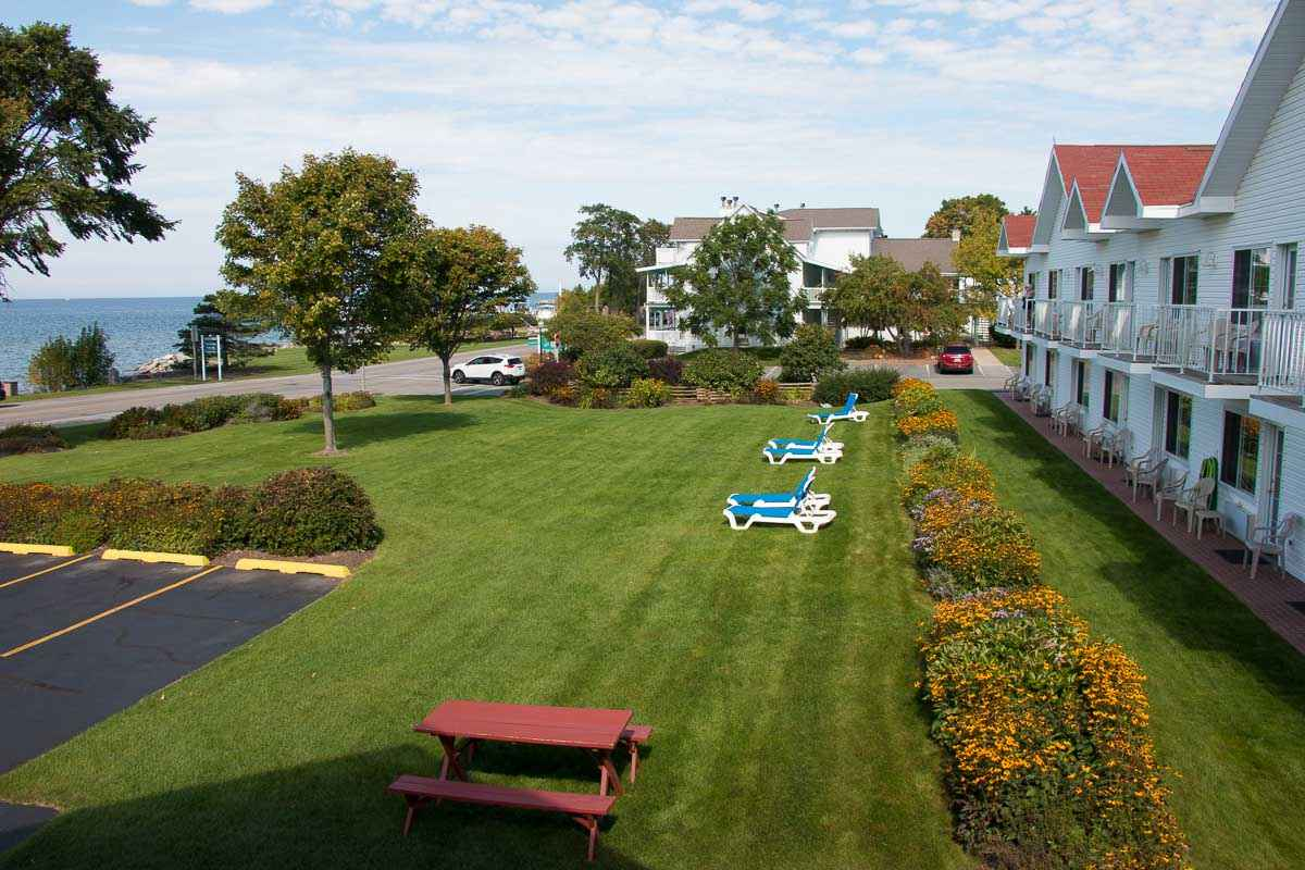 Ephraim Shores Resort Is One of the Highest Rated Places to Stay in Door County
