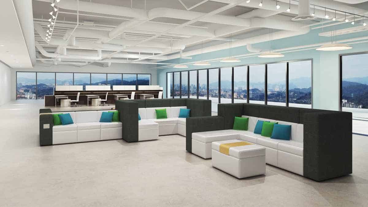 Modern Day Classroom Design ~ Step inside the modern classroom systems furniture