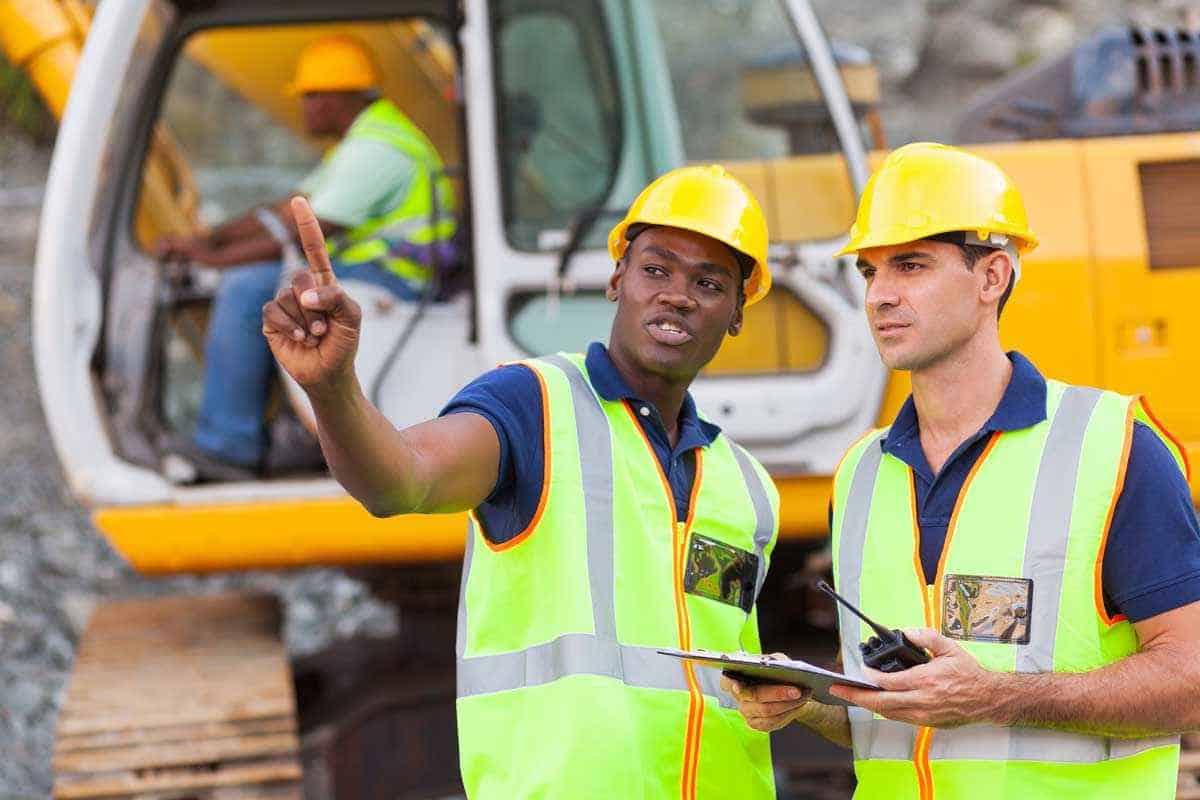 SLR 1000 Repeater Enhances Construction Site Communication