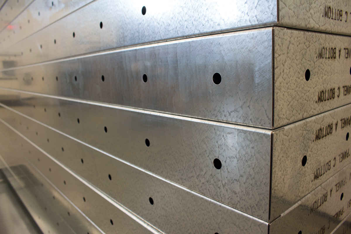 A Track Record of Sheet Metal Manufacturing Excellence