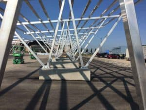 IEI Partners with Eland Electric for Solar Carports at Appleton International Airport