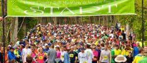A Decade of the Door County Half Marathon