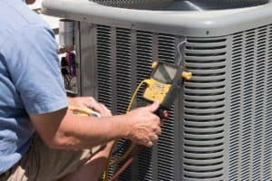 Healthy Home AC maintenance