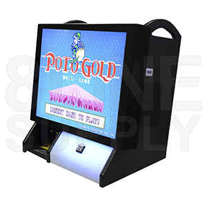 Pot-O-Gold machine with multi-game packs are a hit with game fans