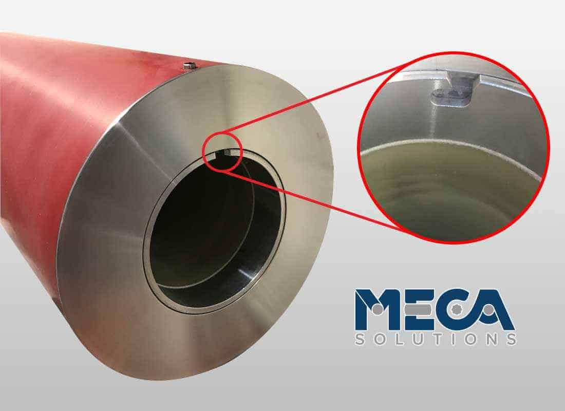 MECA Solutions now offers economy custom bridge sleeves
