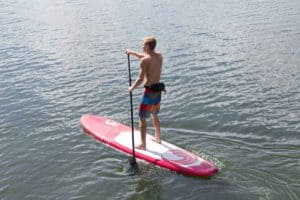 stand-up paddle boarding in Door Countystand-up paddle boarding in Door County