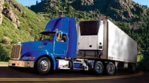 DTR offers Carrier Transicold X4 and Vector refrigeration systems