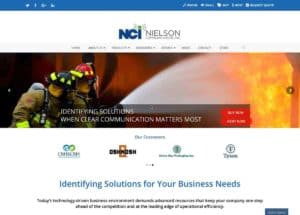 Nielson Communications introduces enhanced website