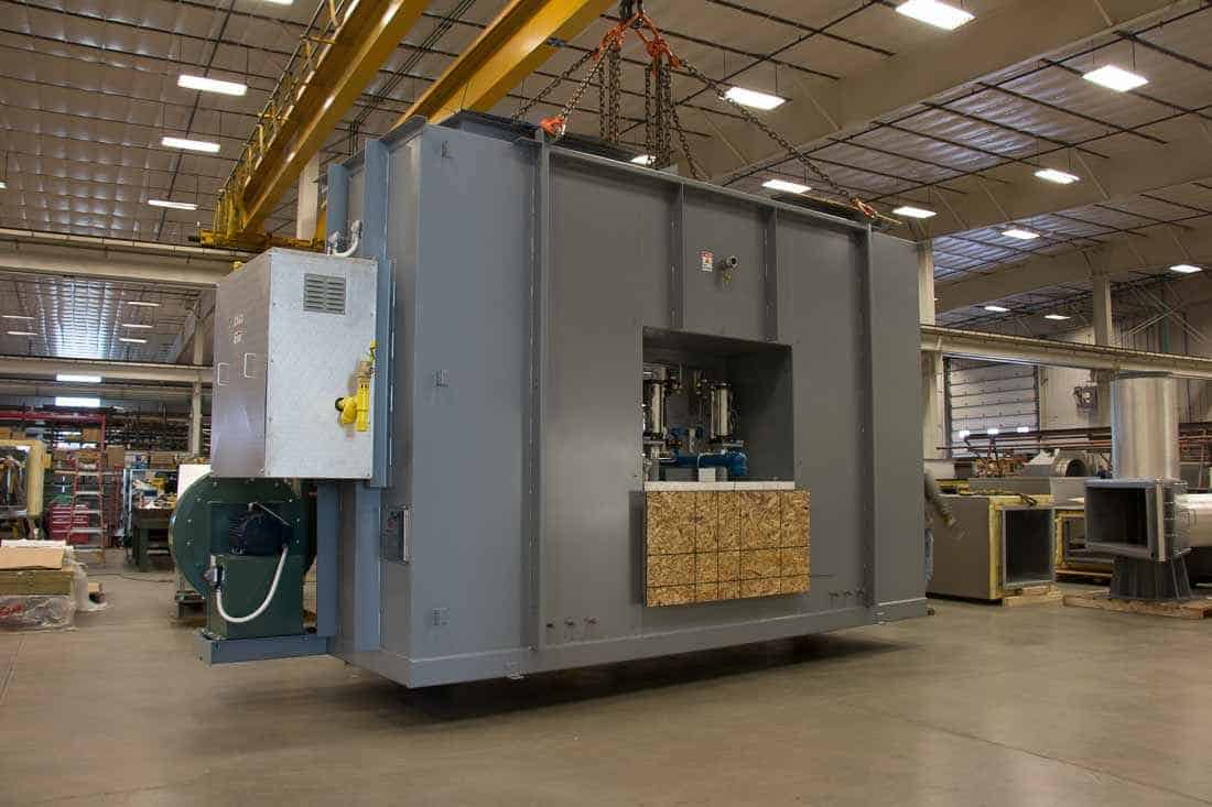 Industrial dryer manufacturing requires wide-ranging expertise