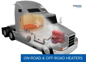 DTR provides on- and off-road heating equipment