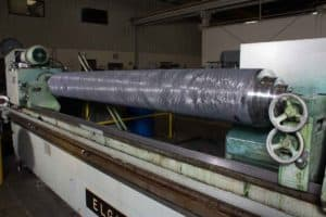 Carbon fiber rolls have moved into mainstream acceptance
