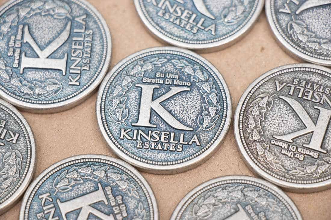 Companies depend on Medalcraft Mint for short-run challenge coins