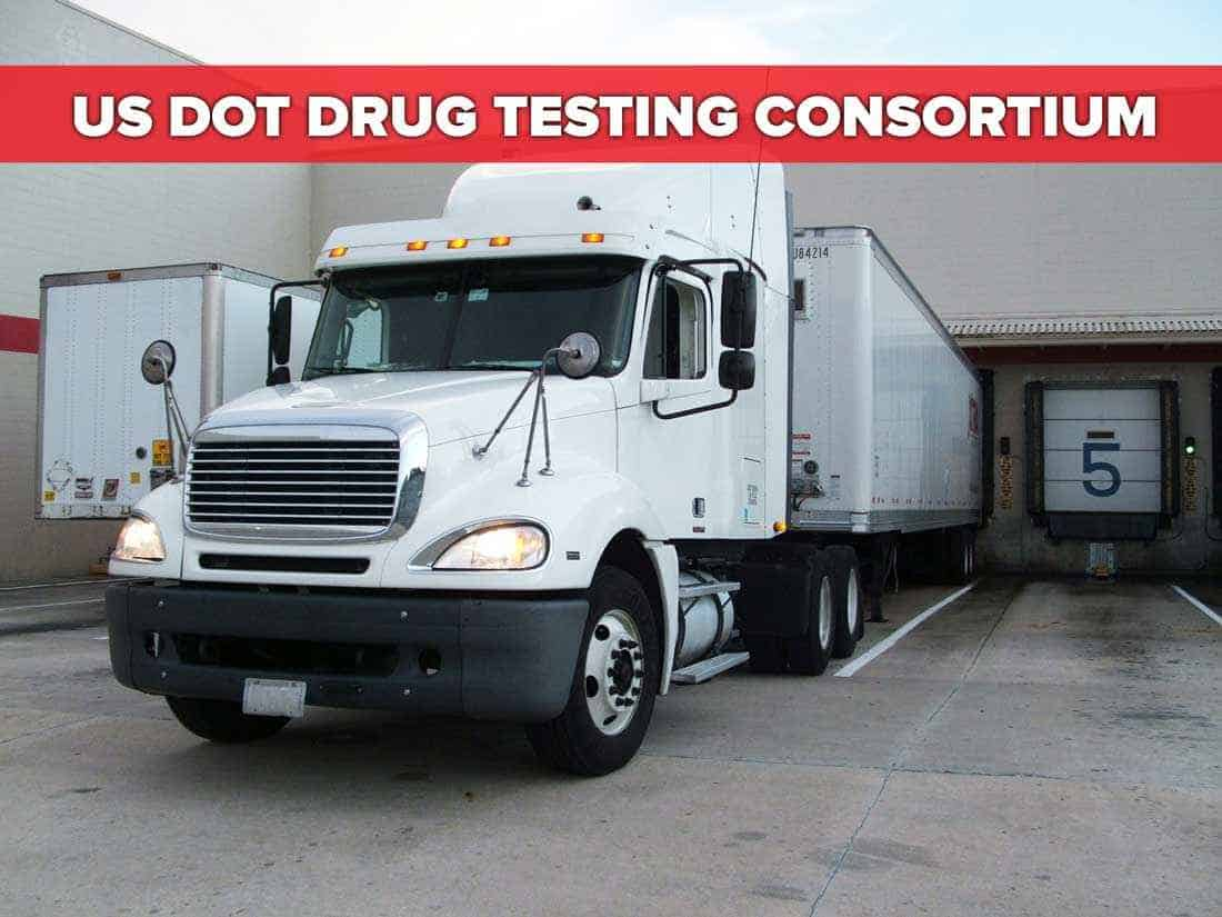Owner-operators rely on US DOT drug testing consortium