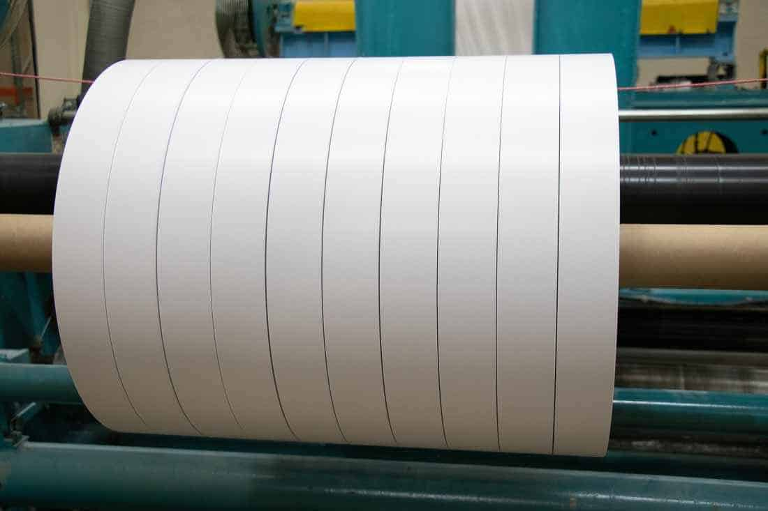 Custom slitting meets specific production process needs