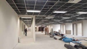 What are business remodeling contractors?