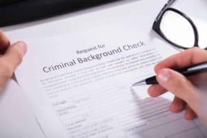 DOT background check & drug test