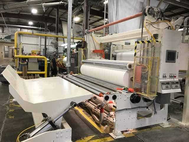 Tissue paper converters trust ACC to deliver quality services