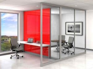Movable wall systems save money on private office construction