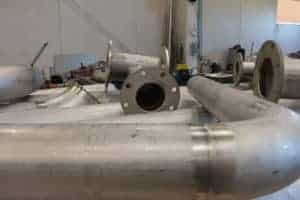 BSMW process piping fabrication