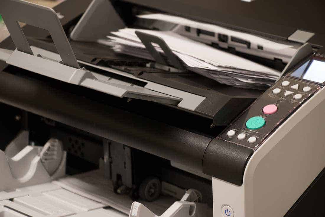 Corporate records scanning fulfills a variety of storage needs