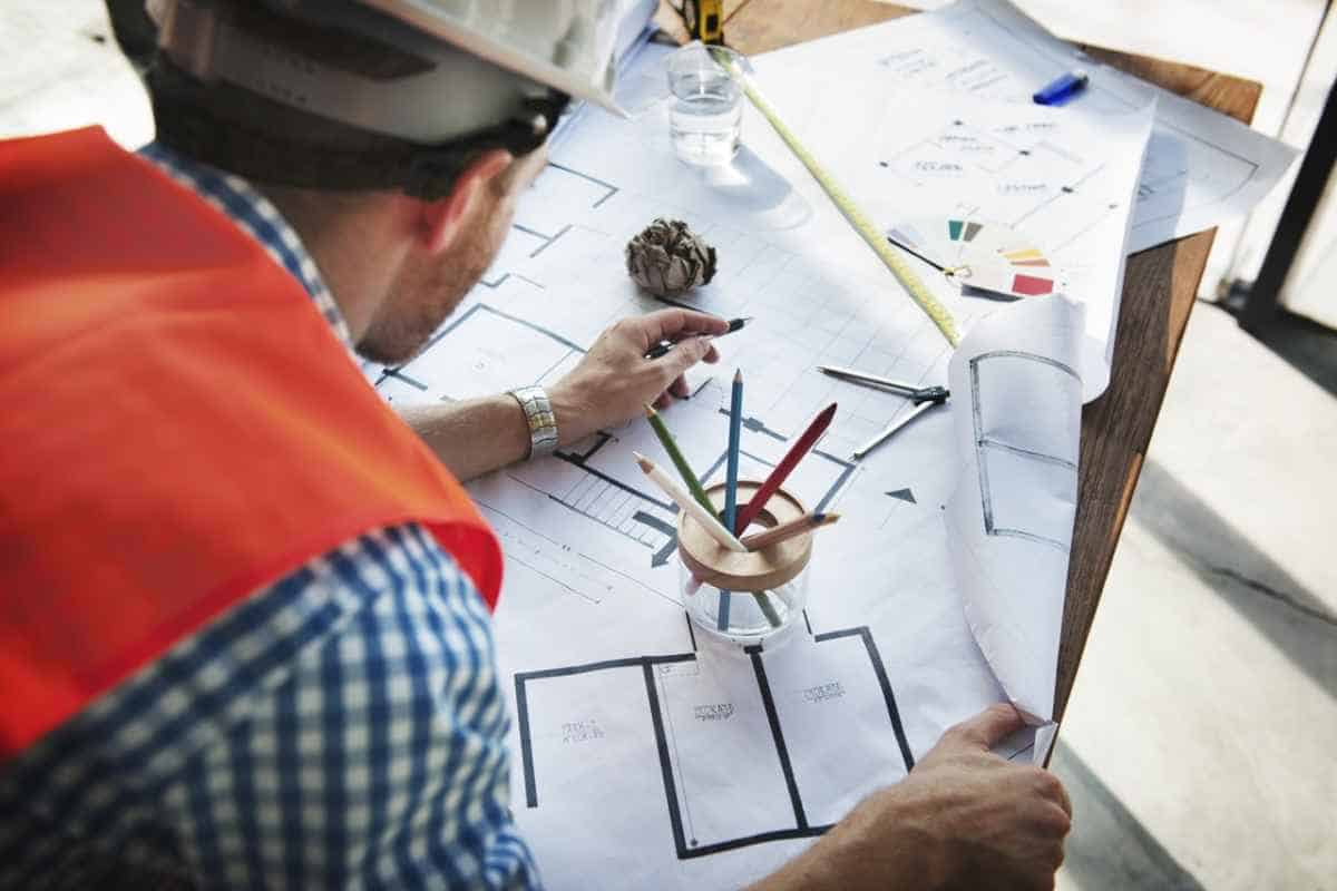 Architectural design and pre-construction planning