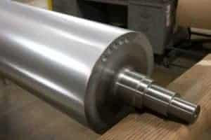 Paper machine calender rolls should deliver uniform contact