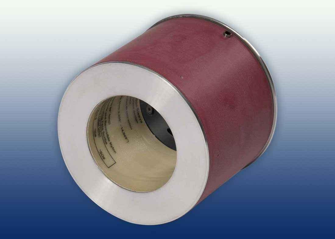 Hard bridge sleeves from MECA provide imprint flexibility