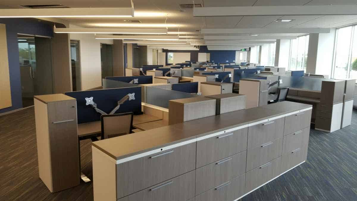 Yes, office space design makes a difference to employees