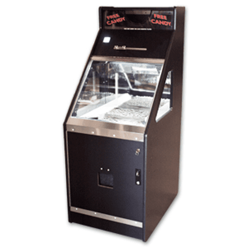 Simplicity of the quarter pusher machine attracts consistent play