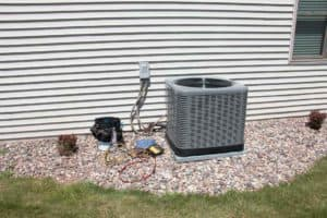 A central air system in Green Bay makes summer comfortable