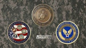 Medalcraft Mint military challenge coins