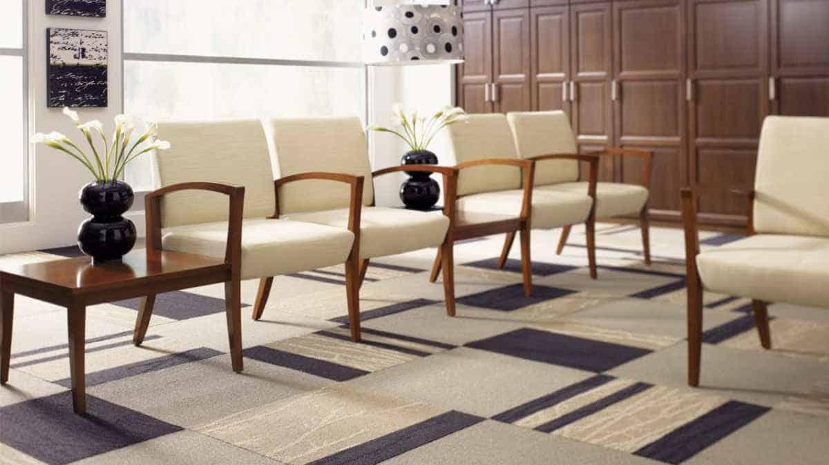 Healthier! Healthcare furniture has big impacts