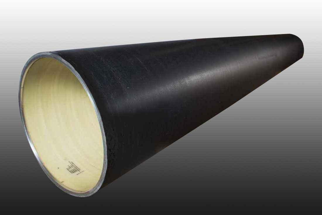 Carbon fiber sleeve provides high-quality alternative to steel