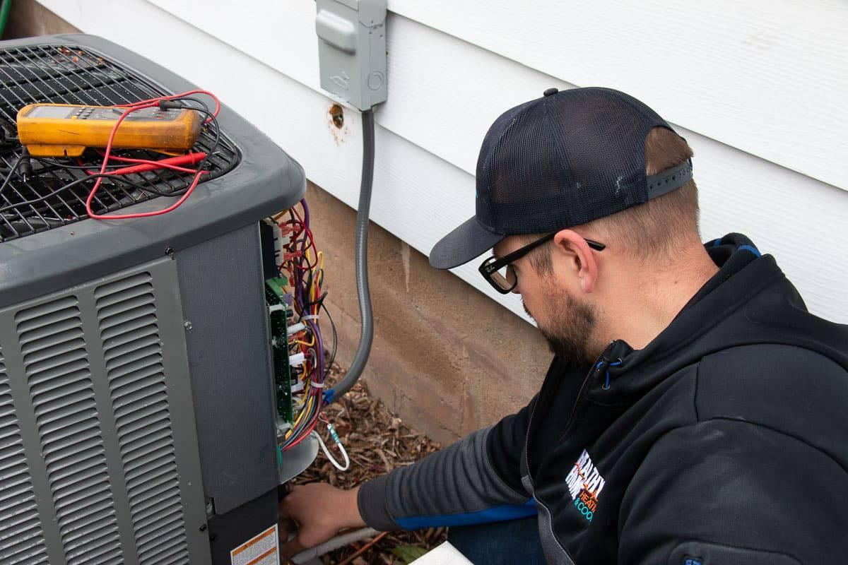 Home HVAC repair in Green Bay has a clear leader