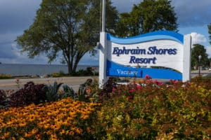 Enjoy Door County's culinary delights on your next stay at Ephraim Shores Resort