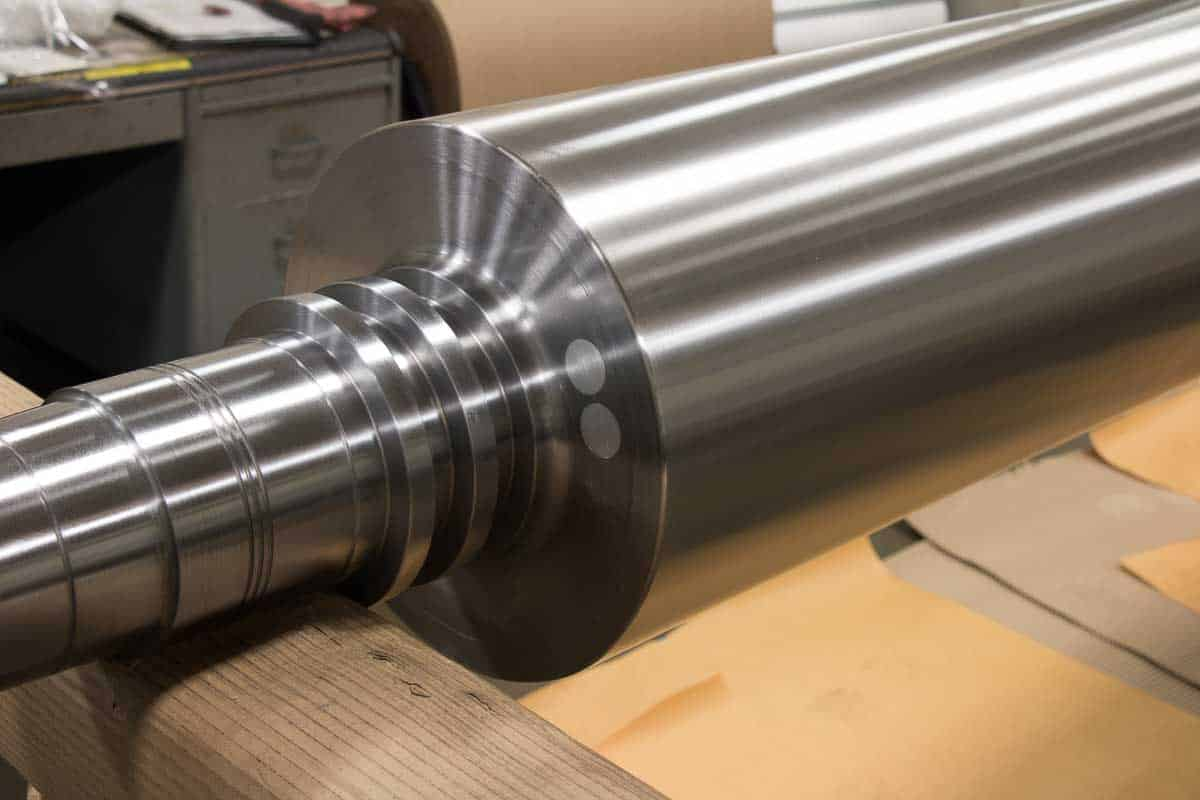Laminator rolls from MECA Solutions pass the tight tolerance test