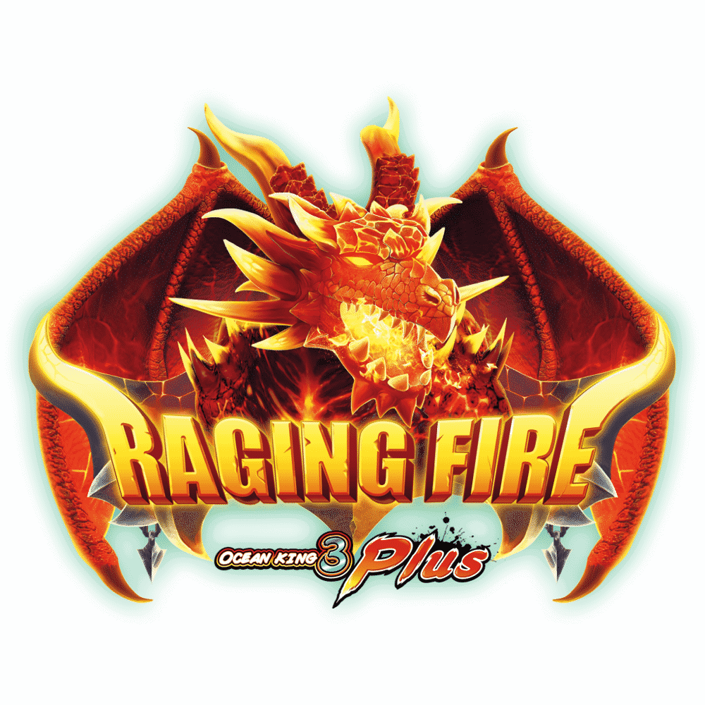 Ocean King 3 Plus: Raging Fire game available from 8 Line Supply