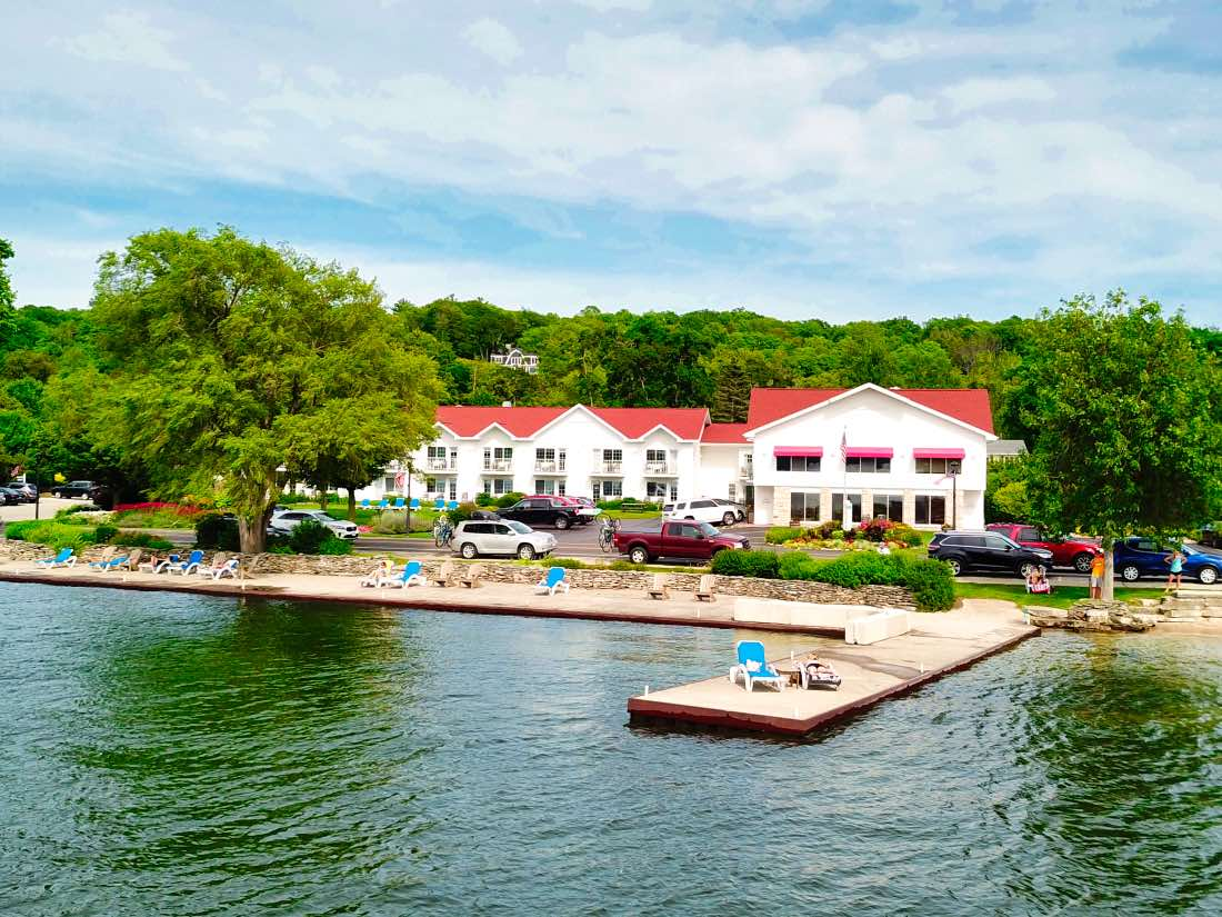 Best ways to see the fall colors in Door County