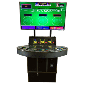 3 Player Blackjack Gaming System is a sure bet for fun